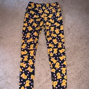 Duck Lularoe Leggings